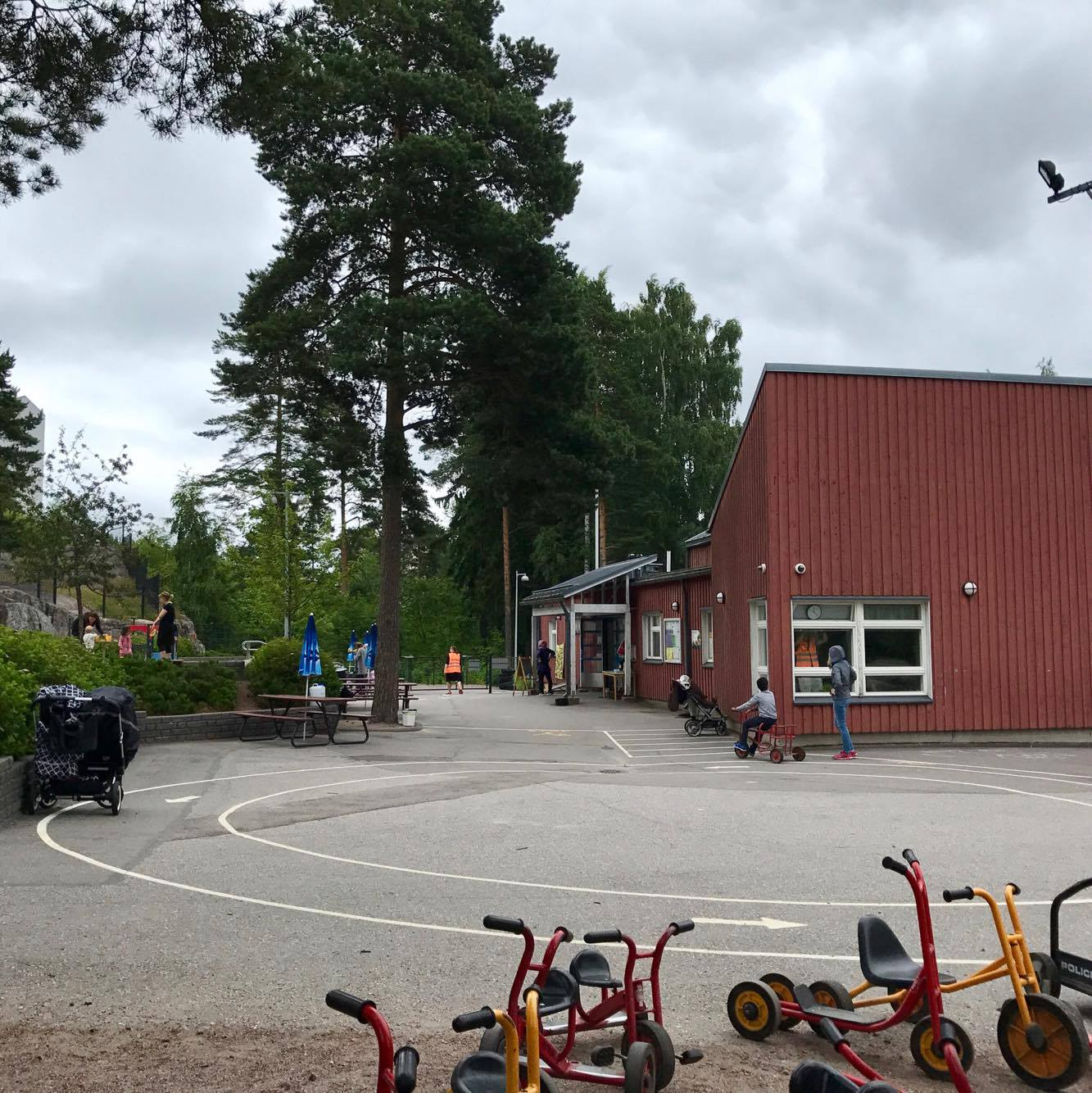 Leikkipuisto Myllynsiipi