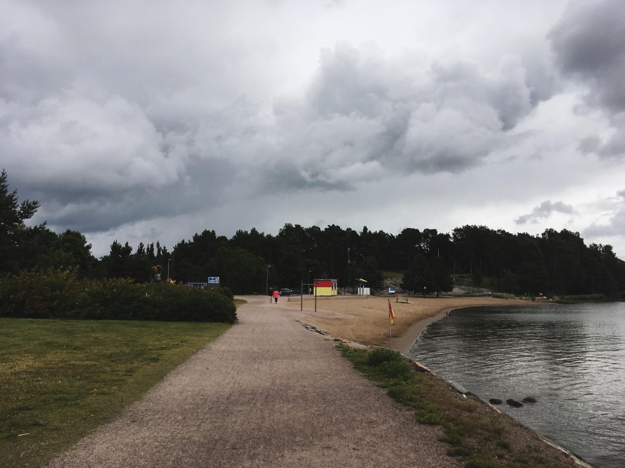 Leikkipuisto Helsinki