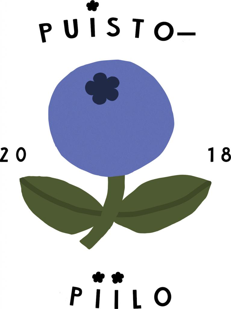 Puistopiilo-logon on suunnitellut Lotta Maija Paananen. www.lottamaija.com